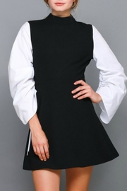 Do & Be Contrast Shirt Dress - Product Mini Image