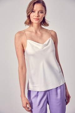 Do & Be Draped Front Top - Product List Image