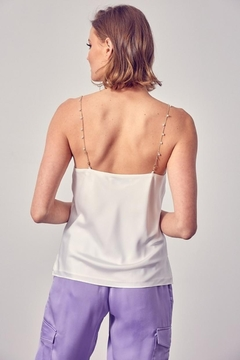 Do & Be Draped Front Top - Alternate List Image