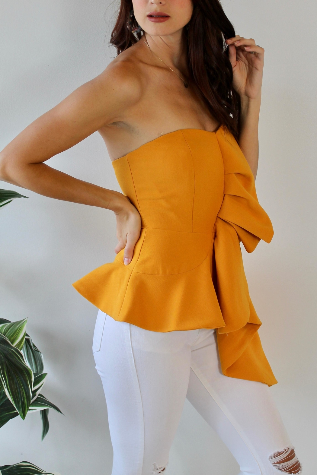 Do & Be Endless Summer Top - Back Cropped Image