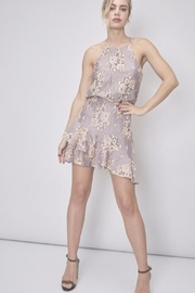 Do & Be Everlasting Lace Ruffle Dress - Product Mini Image