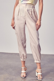 Do & Be Flap Pockets Jogger - Front cropped