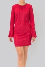 Do & Be Flared Sleeves Dress - Product Mini Image