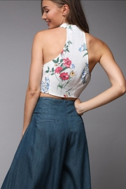 Do & Be Tie Front Top - Side cropped