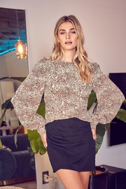 Do & Be Front Wrap Top - Product Mini Image