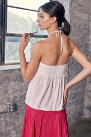 Do & Be Halter Backless Top - Side cropped