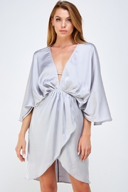 Do & Be Kimono Mini Dress - Product Mini Image
