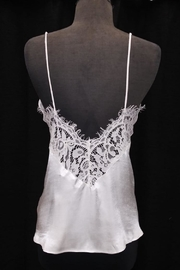 Do & Be Lace Back Top - Front full body