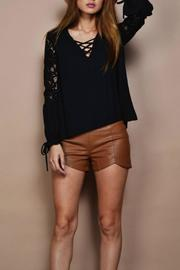 Do & Be Lace Blouse - Product Mini Image