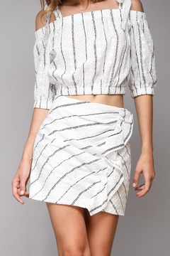Do & Be Lace Mini Skirt - Product List Image