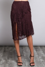 Do & Be Lace Skirt - Product Mini Image