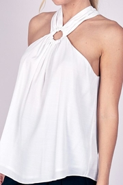 Do & Be O-Ring Halter Top - Side cropped