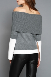 Do & Be Off Shoulder Sweater - Other