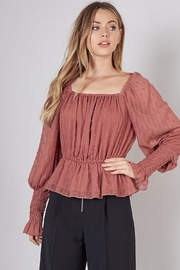 Do & Be Off Shoulder Top - Product Mini Image