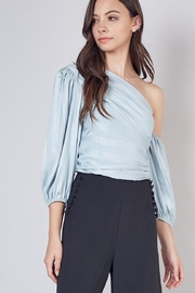 Do & Be One-Shoulder Crop Top - Product Mini Image