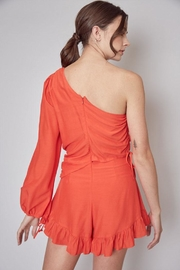 Do & Be One Shoulder Romper - Side cropped
