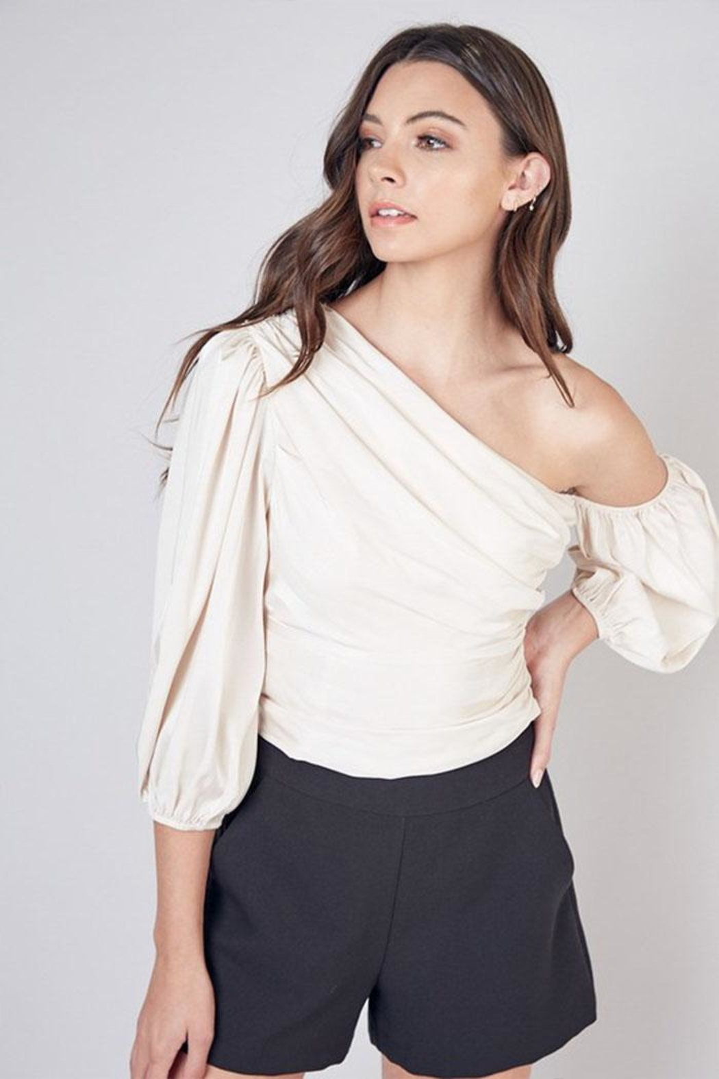 Do & Be One Shoulder Top - Main Image