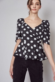 Do & Be Polka Dot Top - Product Mini Image