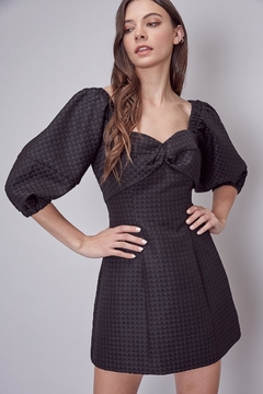 Do & Be Puff Sleeve Dress - Product List Image