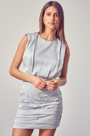 Do & Be Ruched Dress - Product Mini Image