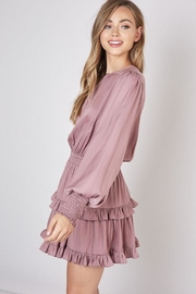 Do & Be Ruffle Layer Dress - Front full body