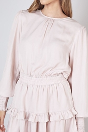 Do & Be Ruffle Layer Dress - Other
