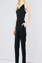 Do & Be Satin Jumpsuit - Product Mini Image