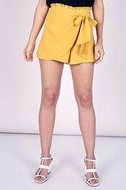 Do & Be Side Tie Skort - Product Mini Image