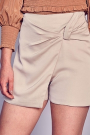 Do & Be Side Twist Mini Skirt - Other