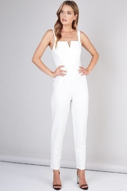Do & Be Sleeveless Jumpsuit - Front cropped