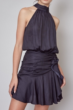 Shoptiques Product: Sleeveless Ruched Dress