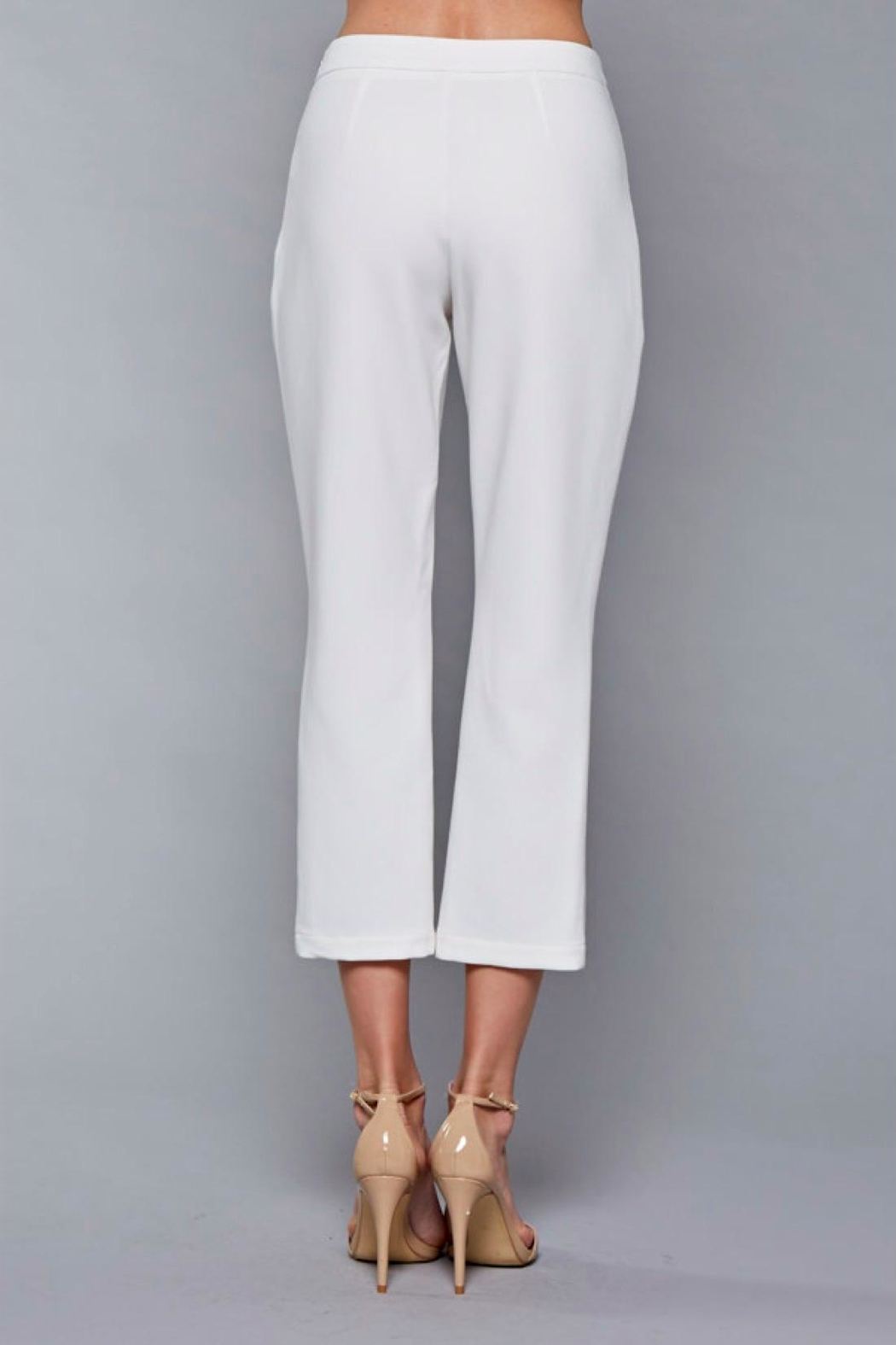 Do & Be Split Front Pant - Front Full Image