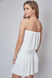 Do & Be Strapless Dress - Side cropped