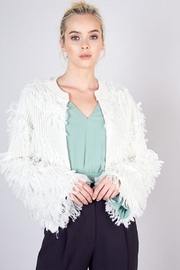 Do & Be Tassel Fringe Cardigan - Product Mini Image