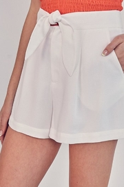 Do & Be Tie Front Shorts - Other