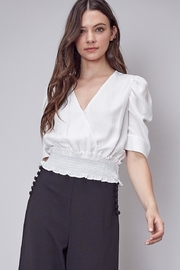 Do & Be V-Neck Top - Front cropped