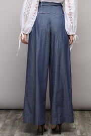 Do & Be Wide Denim Pants - Side cropped