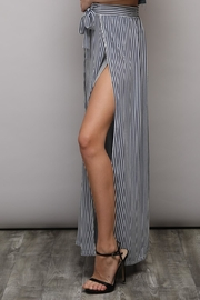 Do & Be Wide Leg Pants - Front cropped