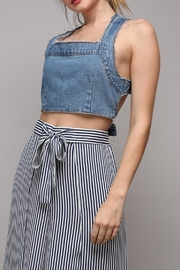 Do & Be x Back Crop - Front cropped