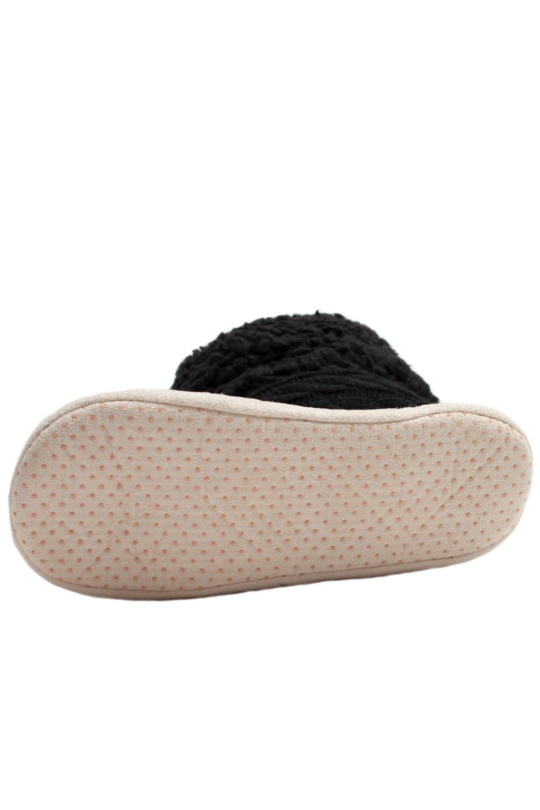 Do Everything In Love Cable Knit Slippers From Philadelphia By May