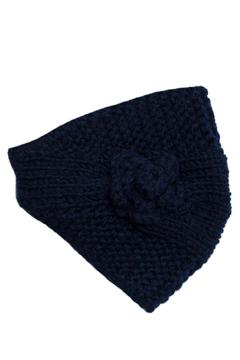 Do Everything in Love Flower Knit Headband - Product List Image