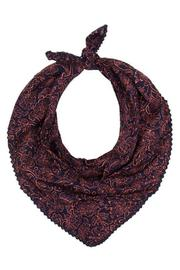 Do Everything in Love Paisley Print Neckerchief - Product Mini Image