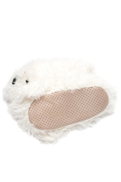 Do Everything in Love Shaggy Dog Slippers - Alternate List Image