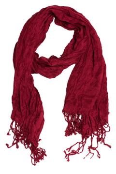 Do Everything in Love Soft Crinkle Scarf - Alternate List Image