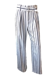Vince Dobby Belted Pant - Product Mini Image