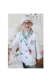 Great Pretenders  Doctor Costume With Accessories - Front full body