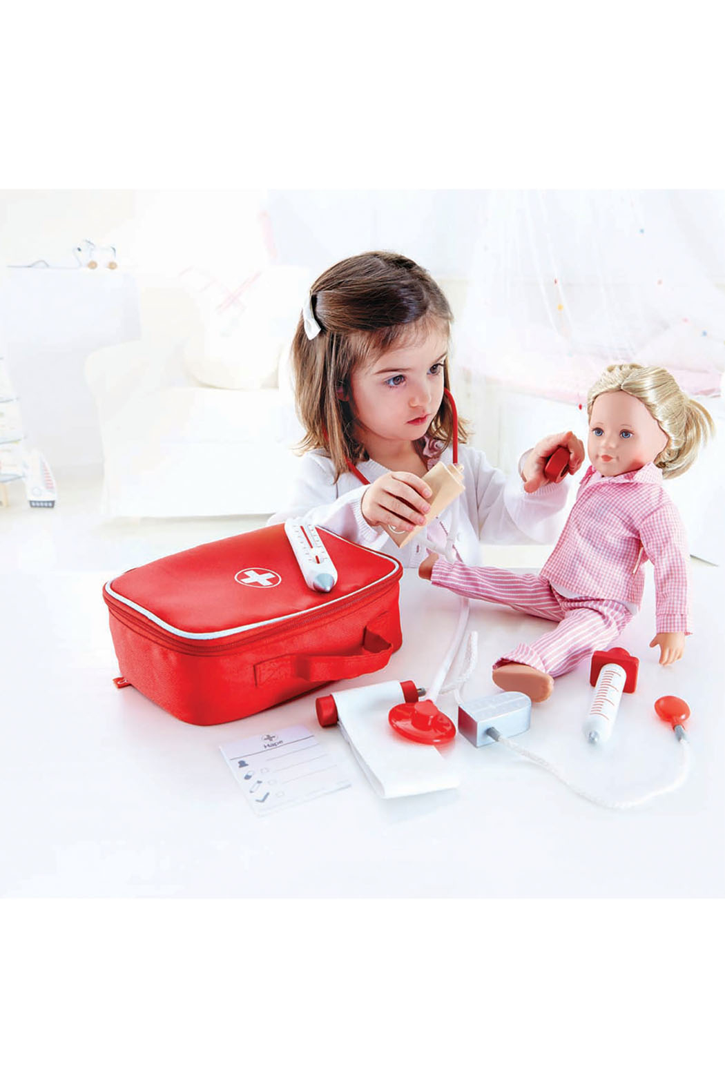 Hape Doctor On Call - Front Full Image