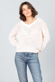 Brave and True Dodger Knit Sweater - Product Mini Image