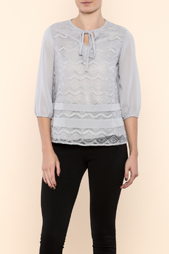 Shoptiques Product: Grey Dove Blouse