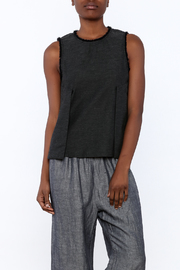 Doe & Rae Raw Edge Tank - Product Mini Image